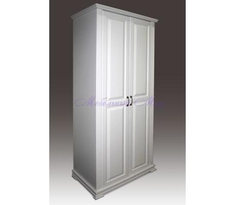 Купить распашной шкаф 2 створчатый Фиджи