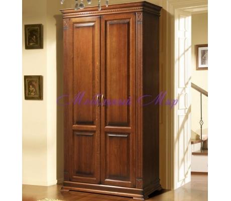 Купить распашной шкаф 2 створчатый Верди 1004
