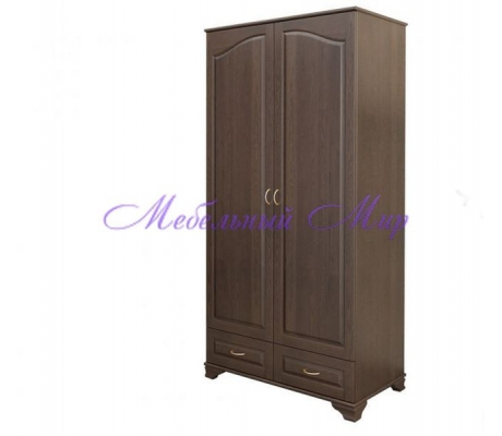 Купить распашной шкаф 2 створчатый Витязь 113
