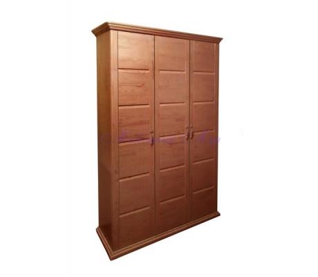 Купить распашной шкаф 3 створчатый Альба