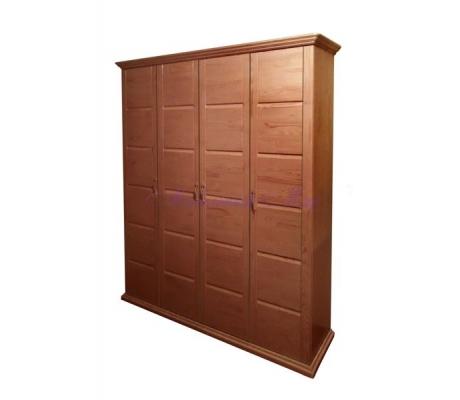 Купить распашной шкаф 4 створчатый Альба