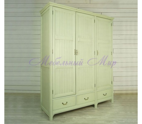 Шкаф из массива Тиффани 01