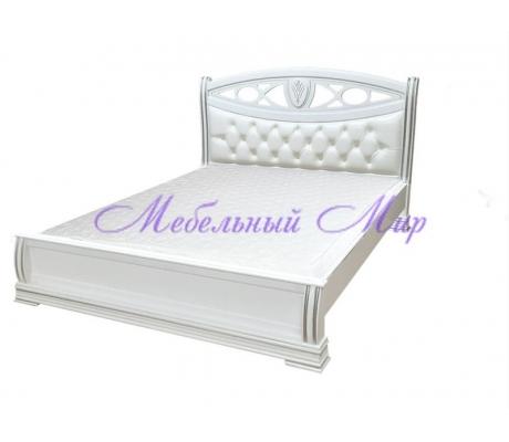 Кровать из массива сосны Сиена тахта