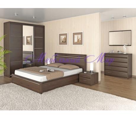 Спальный гарнитур Стиль 1А 2