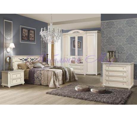 Деревянный спальный гарнитур Валенсия 1