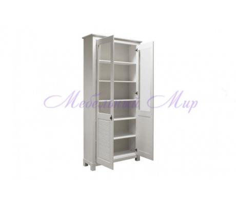 Книжный шкаф из массива Рауна 21