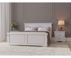 Деревянная кровать Палермо