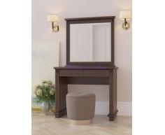 Деревянный туалетный столик Палермо 2