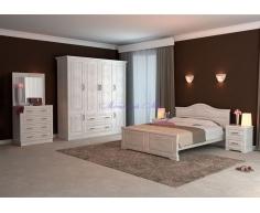 Деревянный спальный гарнитур Эдем