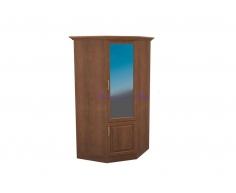 Деревянный угловой шкаф Эдем