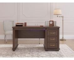 Деревянный письменный стол Палермо