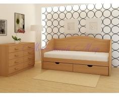 Купить детскую кровать Ассоль