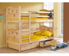 Купить детскую кровать Звездочка 2