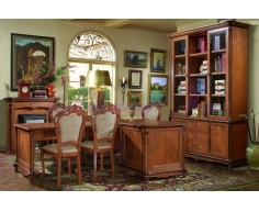 Деревянный кабинет Алези 3