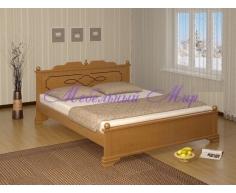 Кровать из бука от производителя Афродита тахта