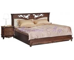 Деревянная кровать Алези Тахта