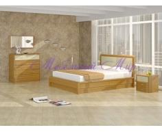 Деревянная кровать Арикама