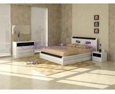 Деревянная кровать Арикама 2