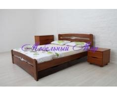 Недорогая односпальная кровать Бейли 2