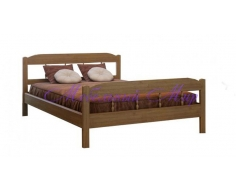 Кровать из массива сосны Эра
