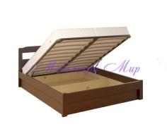 Кровать из массива сосны Эра тахта