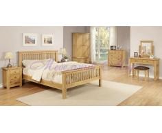 Кровать из массива Фабриано 302