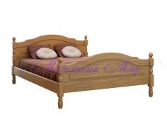 Кровать из массива сосны Герцог