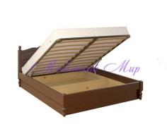 Кровать с подъемным механизмом Герцог тахта с рисунком