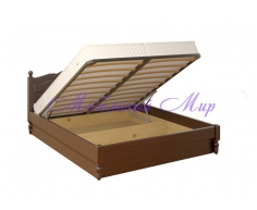 Кровать из массива сосны Герцог тахта