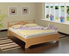 Кровать из бука от производителя Ирида тахта