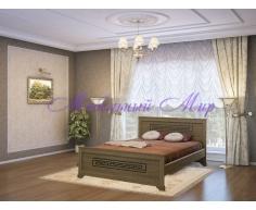 Недорогая односпальная кровать Классика