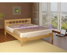 Кровать из бука от производителя Крокус тахта