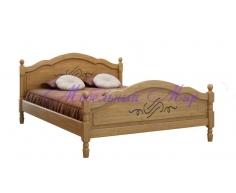 Купить двуспальную кровать Лама
