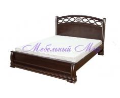Кровать с ящиками для хранения Лорена