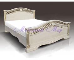 Деревянная кровать Мальта 2