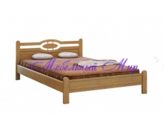 Недорогая односпальная кровать Мелиса