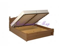 Недорогая односпальная кровать Мелодия тахта