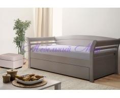 Купить полутороспальную кровать Милана