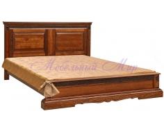 Деревянная кровать Милано Тахта Люкс