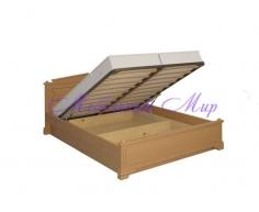 Кровать из массива сосны Нефертити тахта