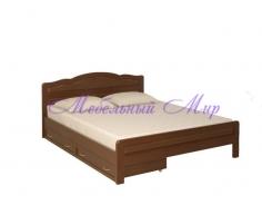 Кровать из массива сосны Новинка тахта