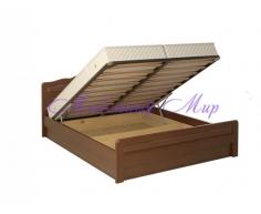 Кровать с подъемным механизмом Новинка тахта