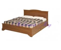 Купить двуспальную кровать Октава тахта