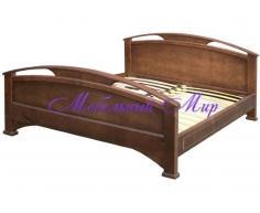 Кровать из массива на заказ Омега