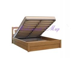 Кровать из массива сосны Сакура тахта