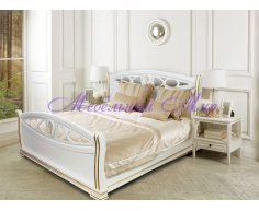 Кровать из бука от производителя Сиена