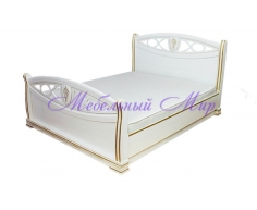Недорогая односпальная кровать Сиена