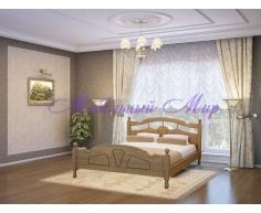 Купить полутороспальную кровать Солнце