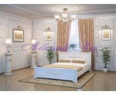 Недорогая односпальная кровать Соната