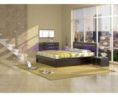 Кровать с подъемным механизмом Стиль 1А